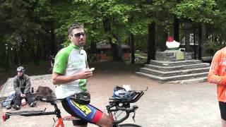 Az ultrakerékpáros – beszéljenek a képek és az adatok