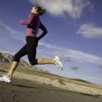 Egyenes testtartás, tekinteted előre nézzen futáskor