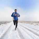 run snow