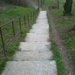 ..ez pedig a lépcső teteje