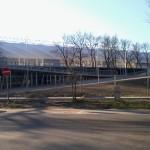 Az épülő új DVSC Stadion