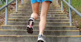 Lépcsőre futás