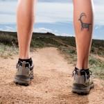 Keri Nelson trail runner.