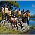 Edzőtábor Ausztria magas hegyei között a híres kenyai futókkal
